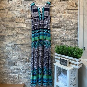 Sandra Darren Maxi Dress